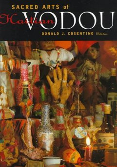 Sacred Arts of Haitian Vodou Hardcover – 1995